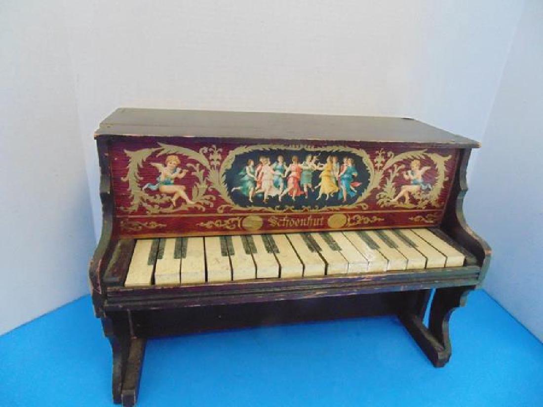 Schoenhut Child's Piano