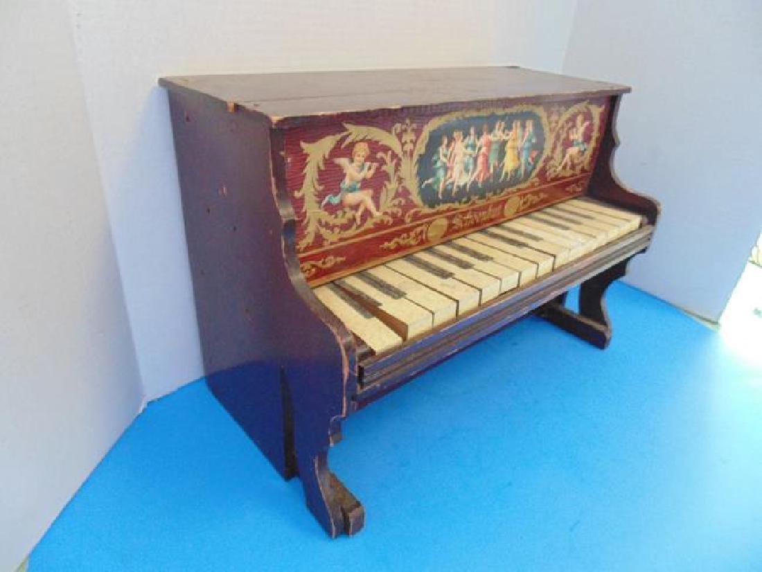Schoenhut Child's Piano - 2