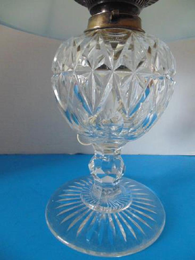 Early Hinks & Son Oil Lamp