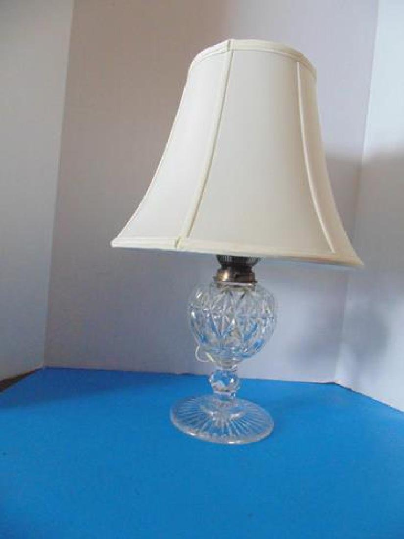 Early Hinks & Son Oil Lamp - 3