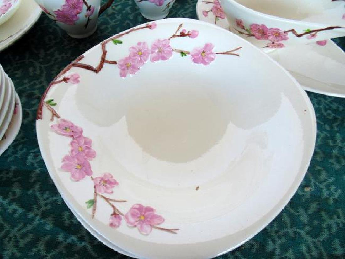 Poppy Trail California Pottery Dish Set - 2