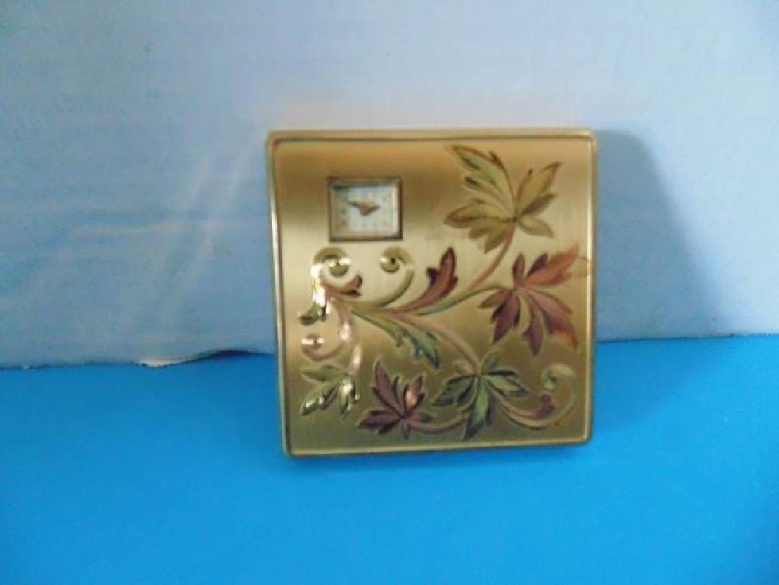 Weldwood Tri Colored Compact Watch