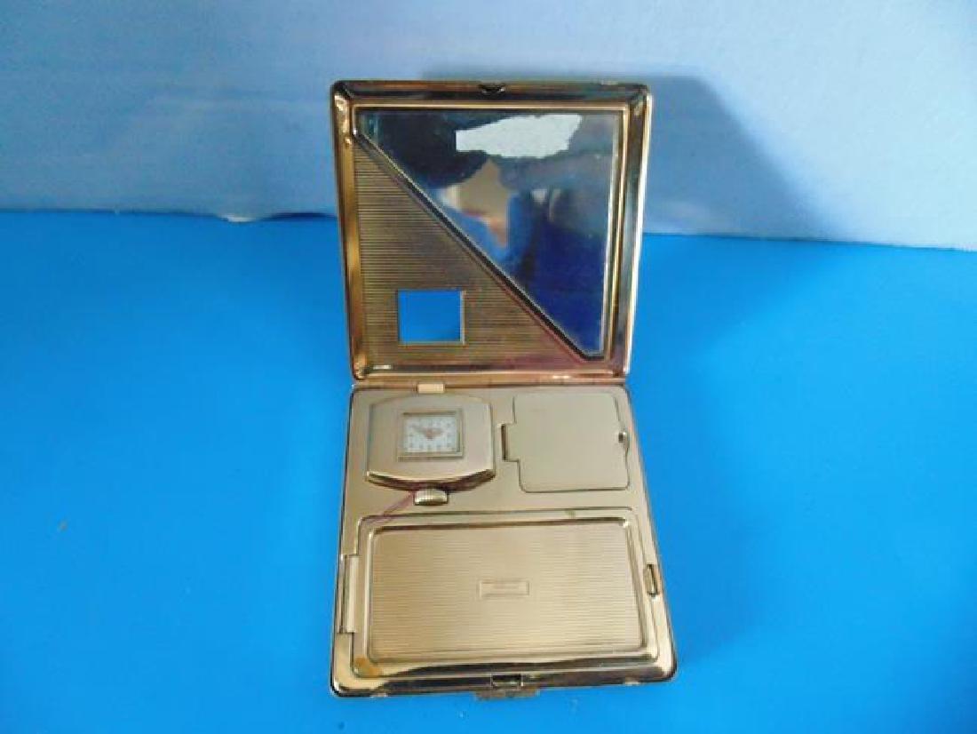 Weldwood Tri Colored Compact Watch - 2
