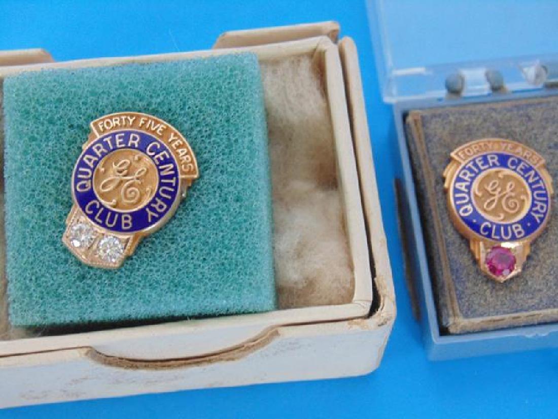 Odd Fellows & American Legion Pins - 5