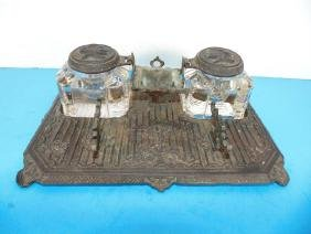 Double Font Inkwell