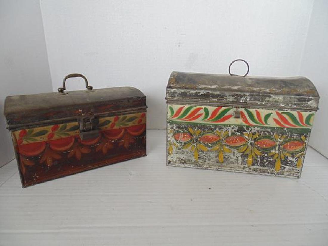 Tole Deed Boxes
