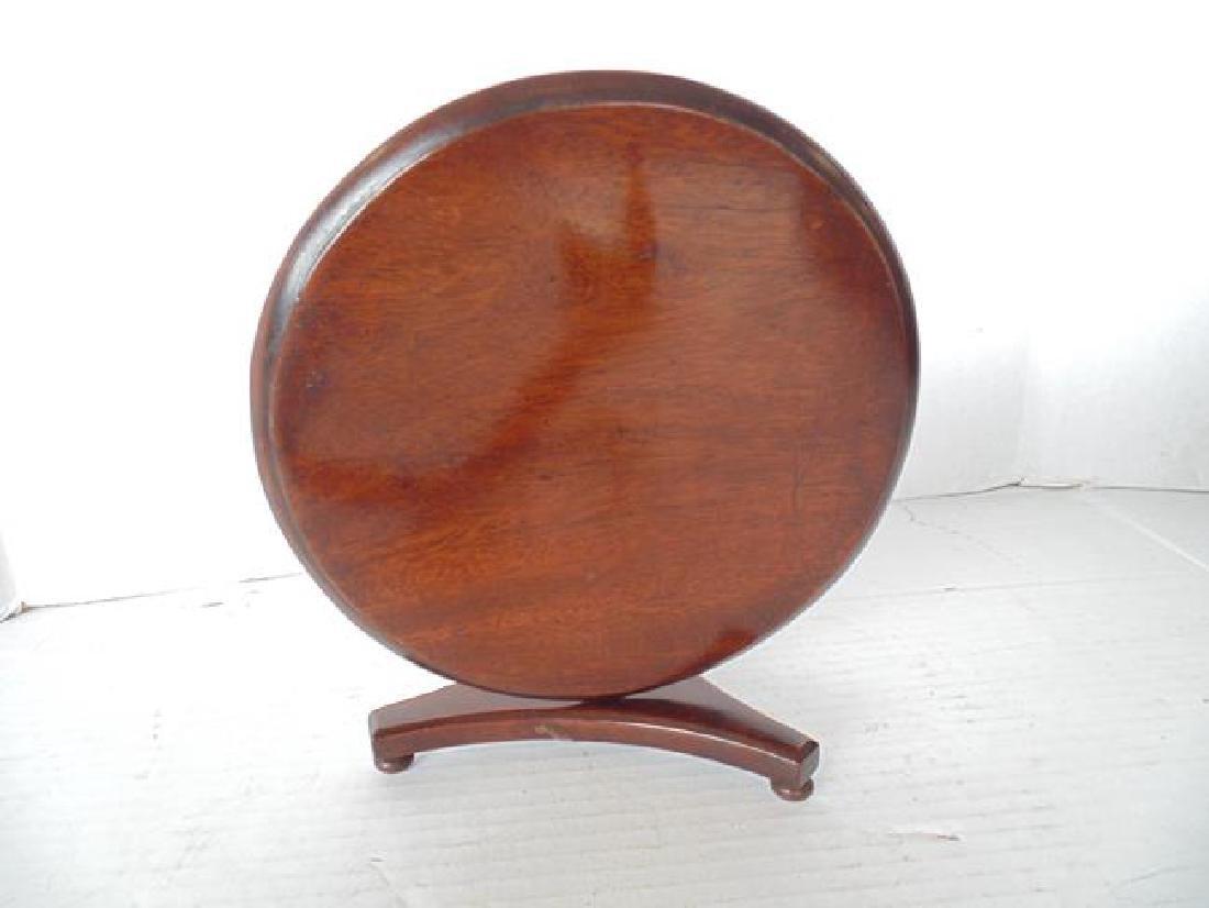 Miniature 19thc Tilt Top Table