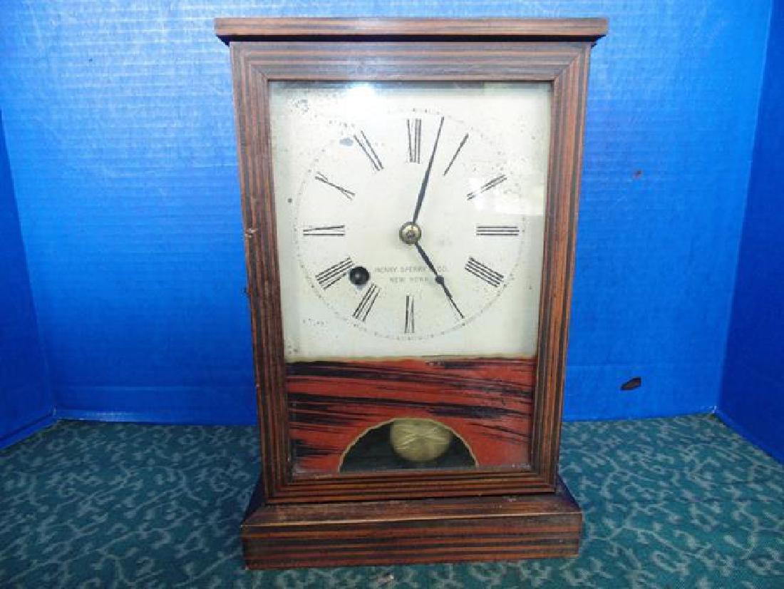 Sperry Mantle Clock