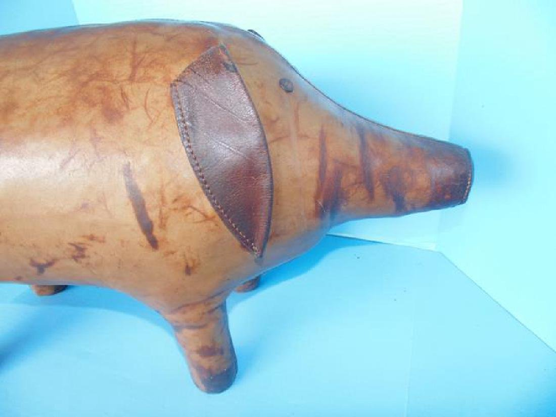 Leather Pig - 3