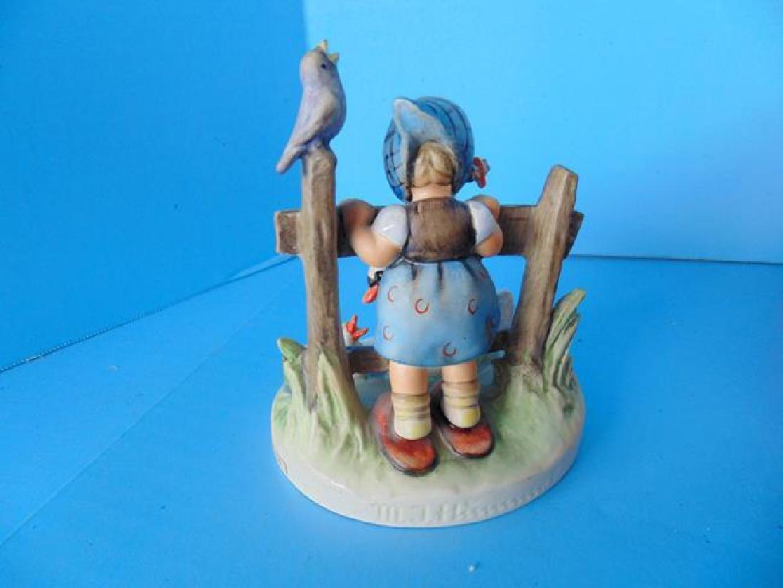 1956 Hummel Figure Feathered Friends - 2