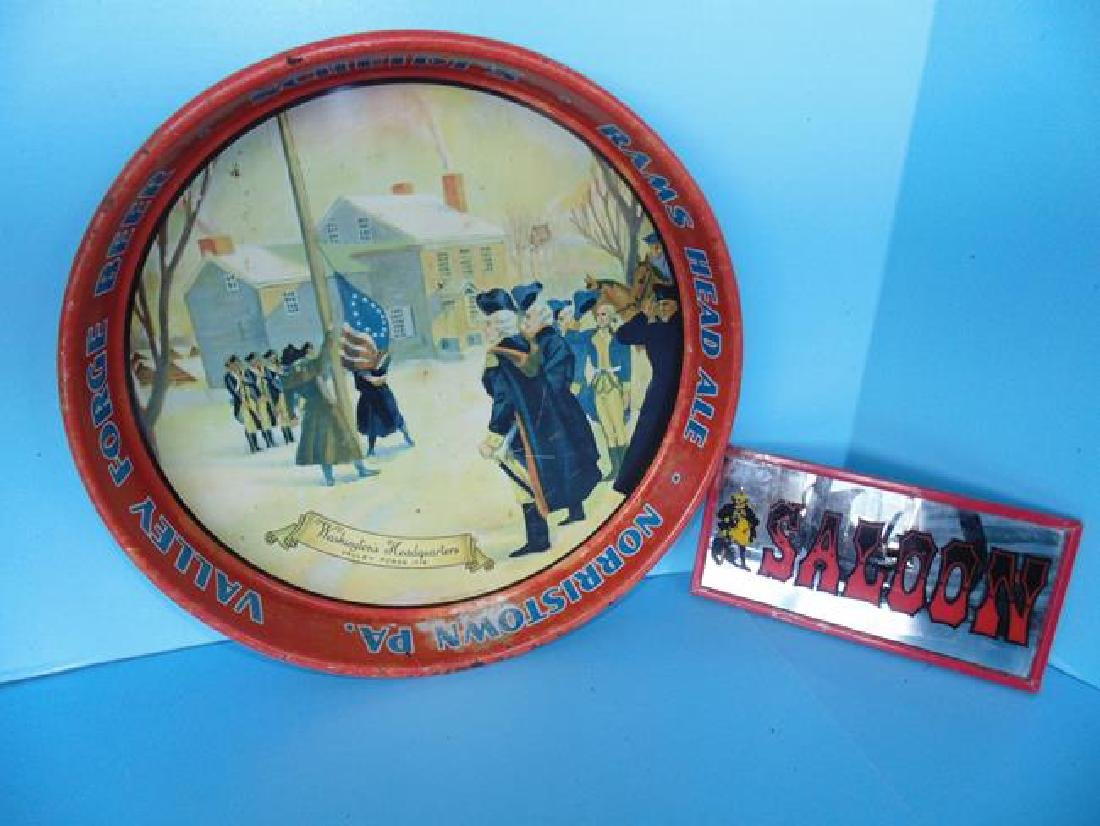 Valley Forge Beer Tray
