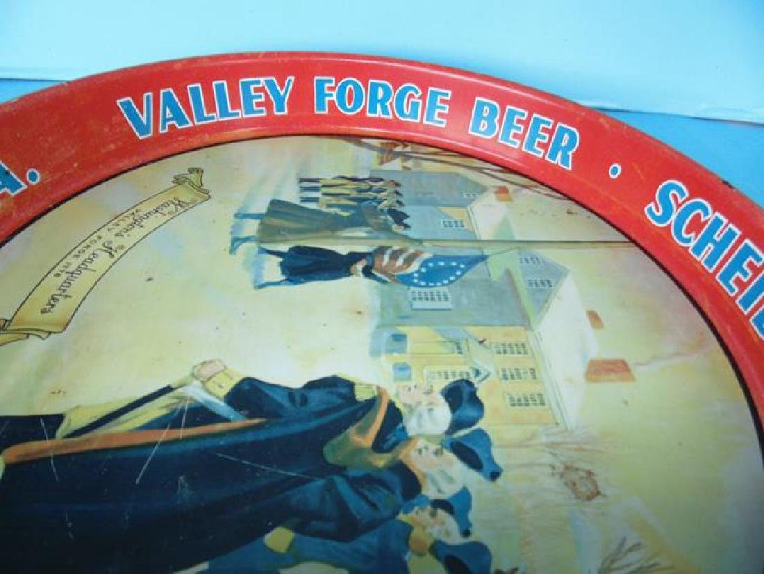 Valley Forge Beer Tray - 2