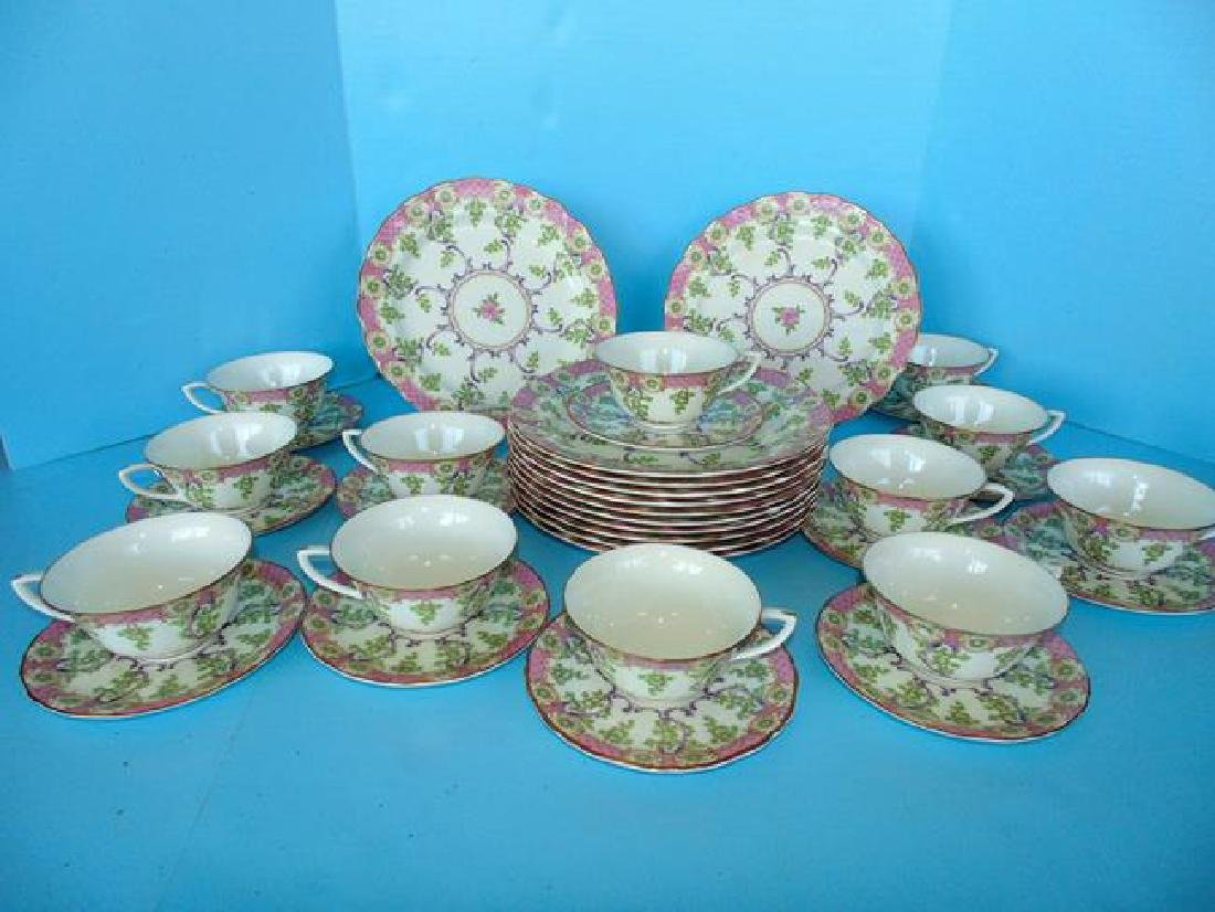 Cradley Royal Worcester Luncheon Set