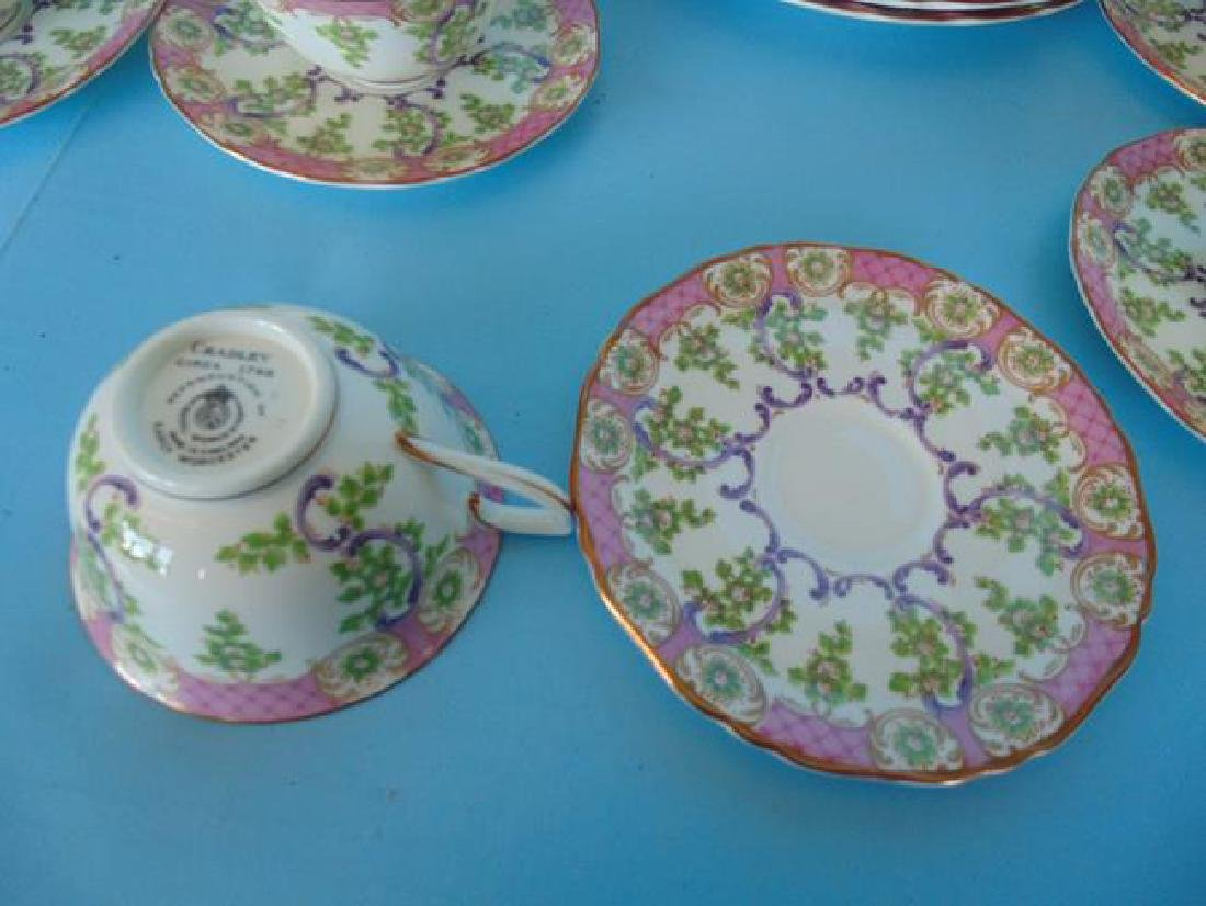 Cradley Royal Worcester Luncheon Set - 3