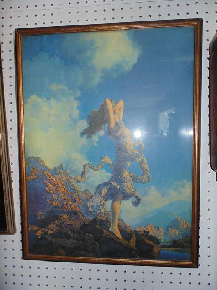 Maxfield Parrish Ecstacy