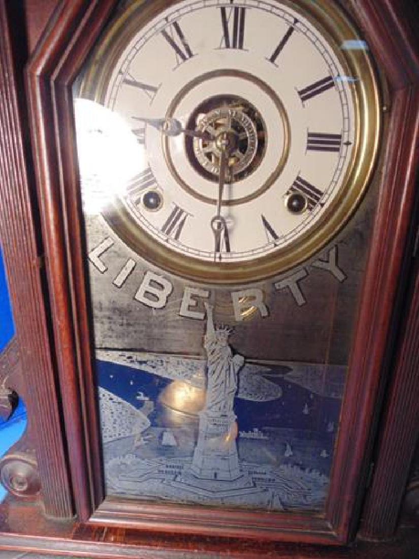 Charles Adams Liberty Shelf Clock - 2
