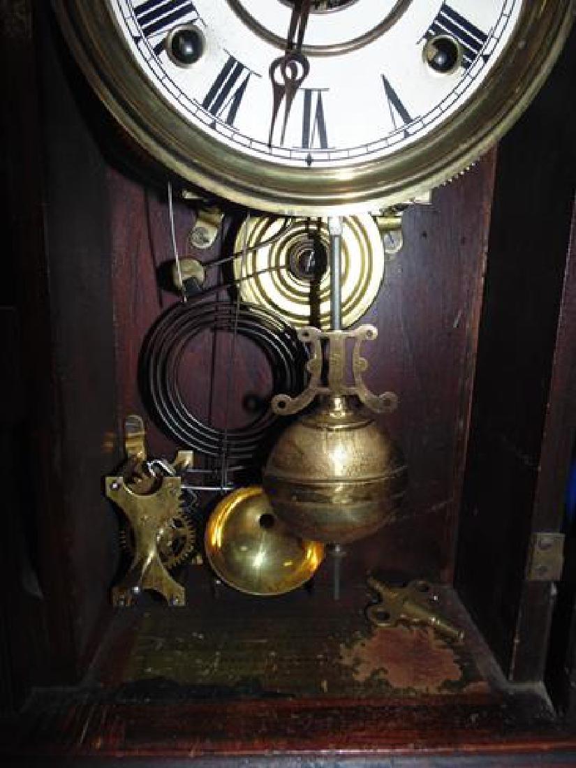 Charles Adams Liberty Shelf Clock - 4
