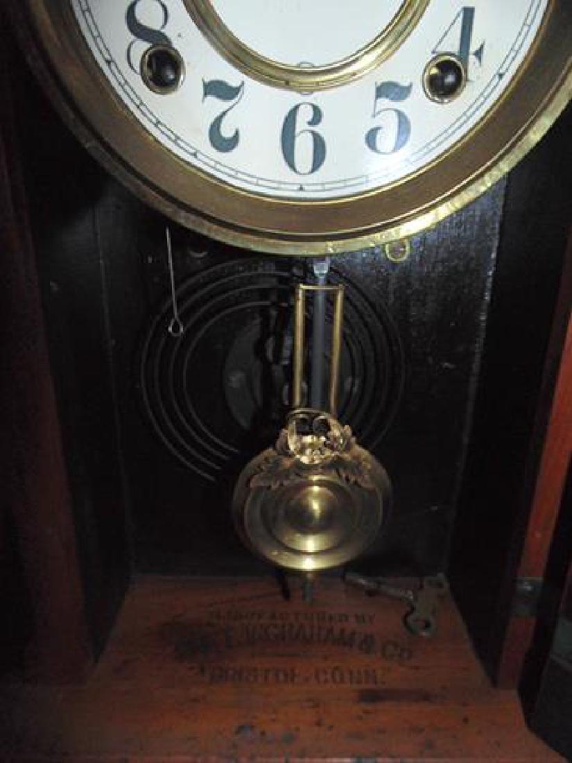 Ingraham Faultless Parlor Clock - 2
