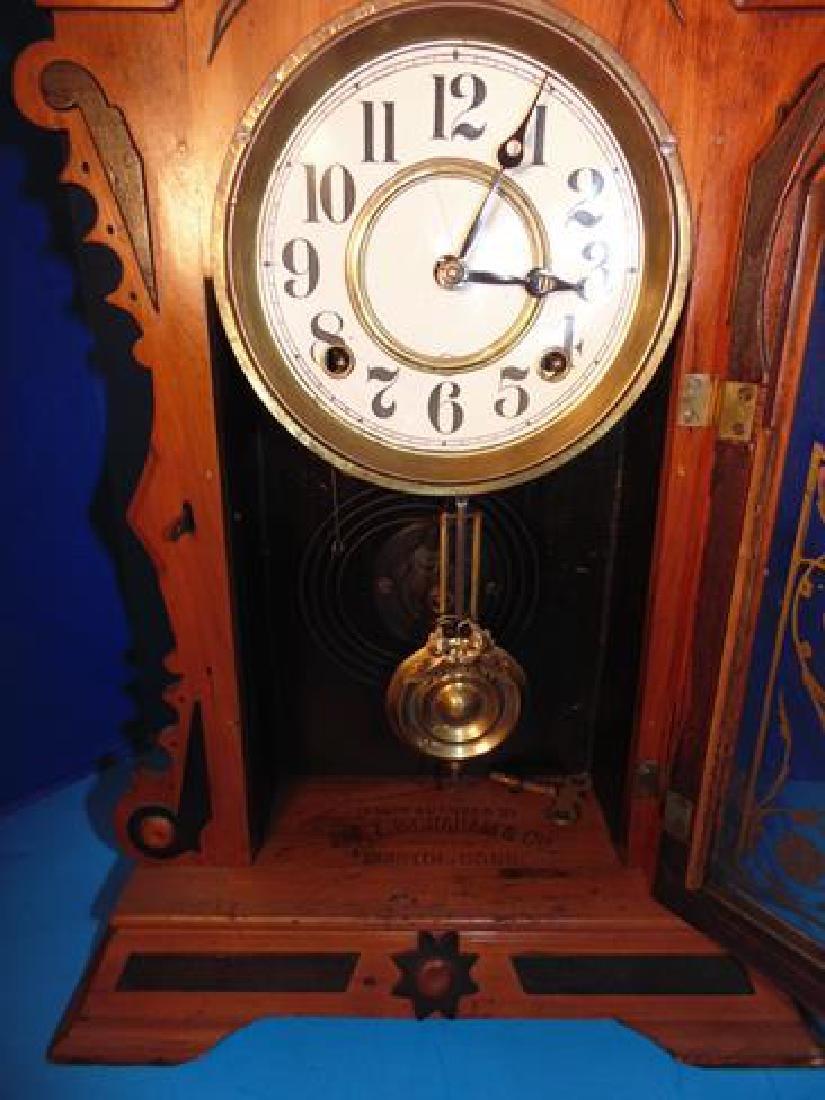 Ingraham Faultless Parlor Clock - 3