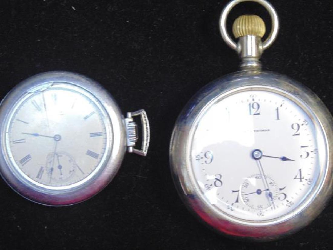 Seth Thomas & Waltham Pocket Watches