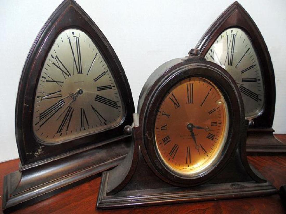 5 Desk Clocks - 2