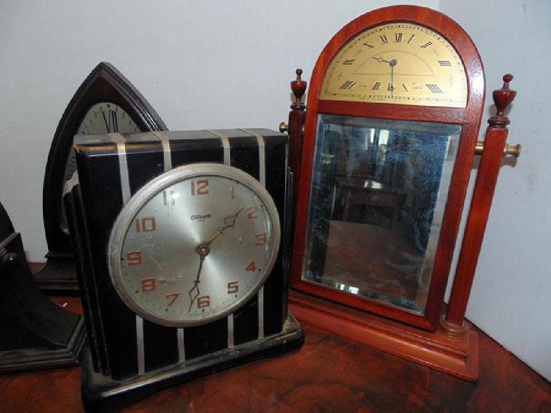 5 Desk Clocks - 3