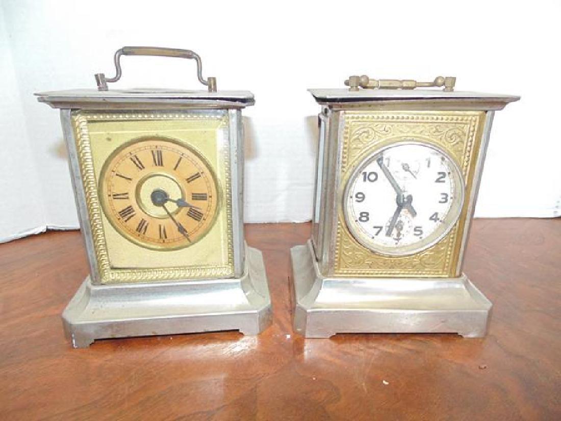 Junghans & German Musical Carriage Clocks