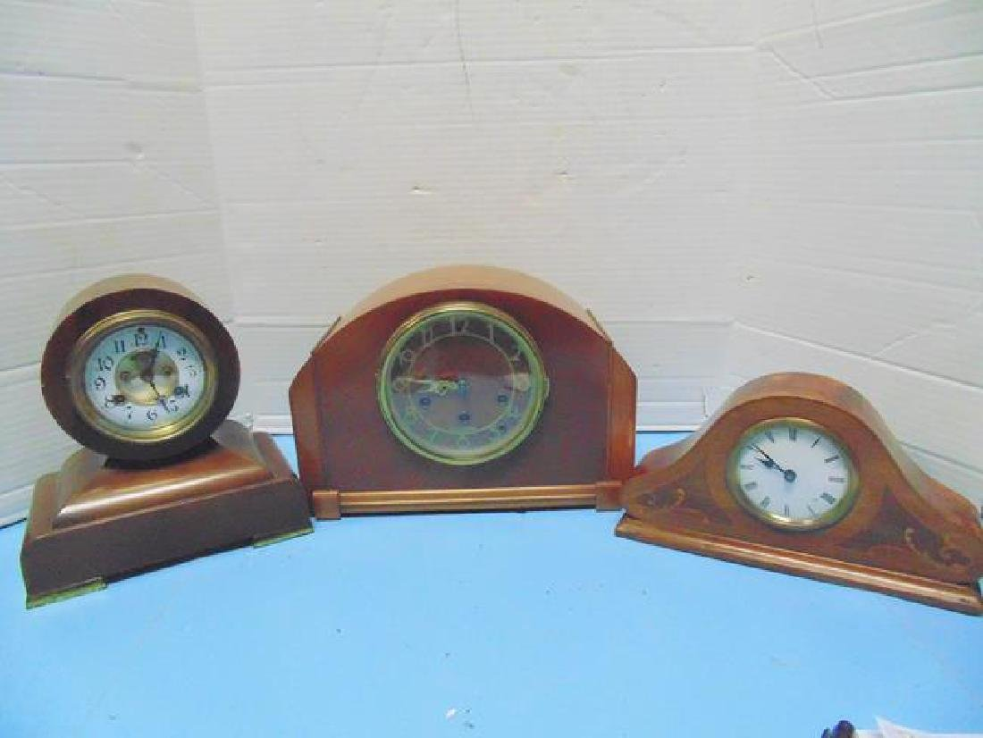 Seth Thomas and Waterbury Clocks