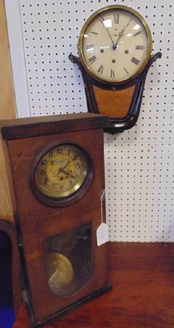 Jos. Koch and New Haven Wall Clock