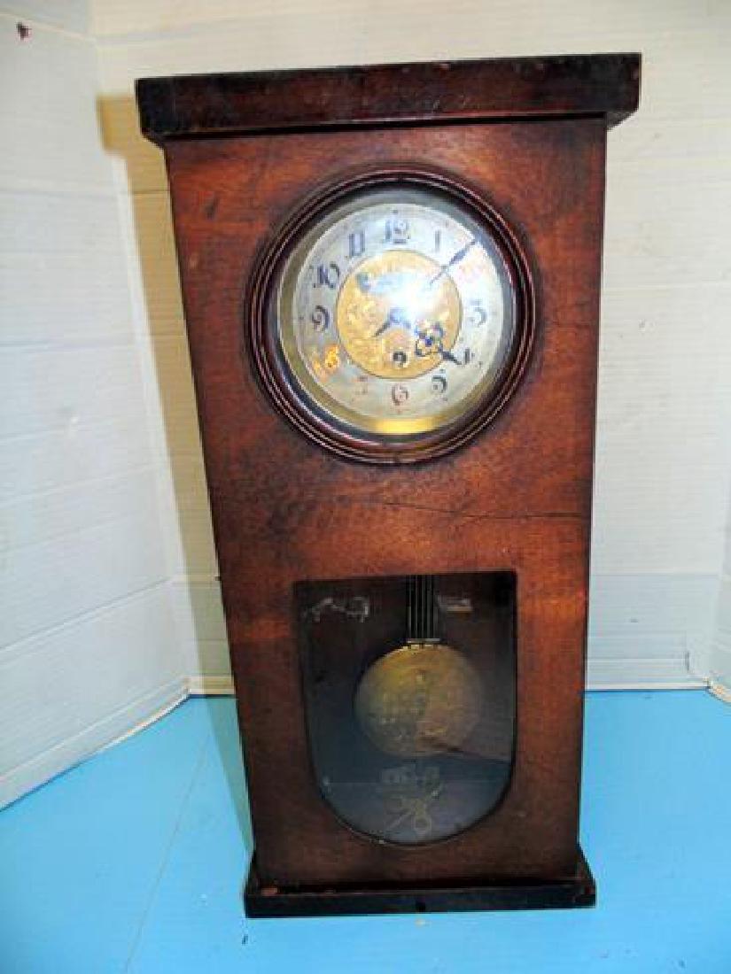 Jos. Koch and New Haven Wall Clock - 3