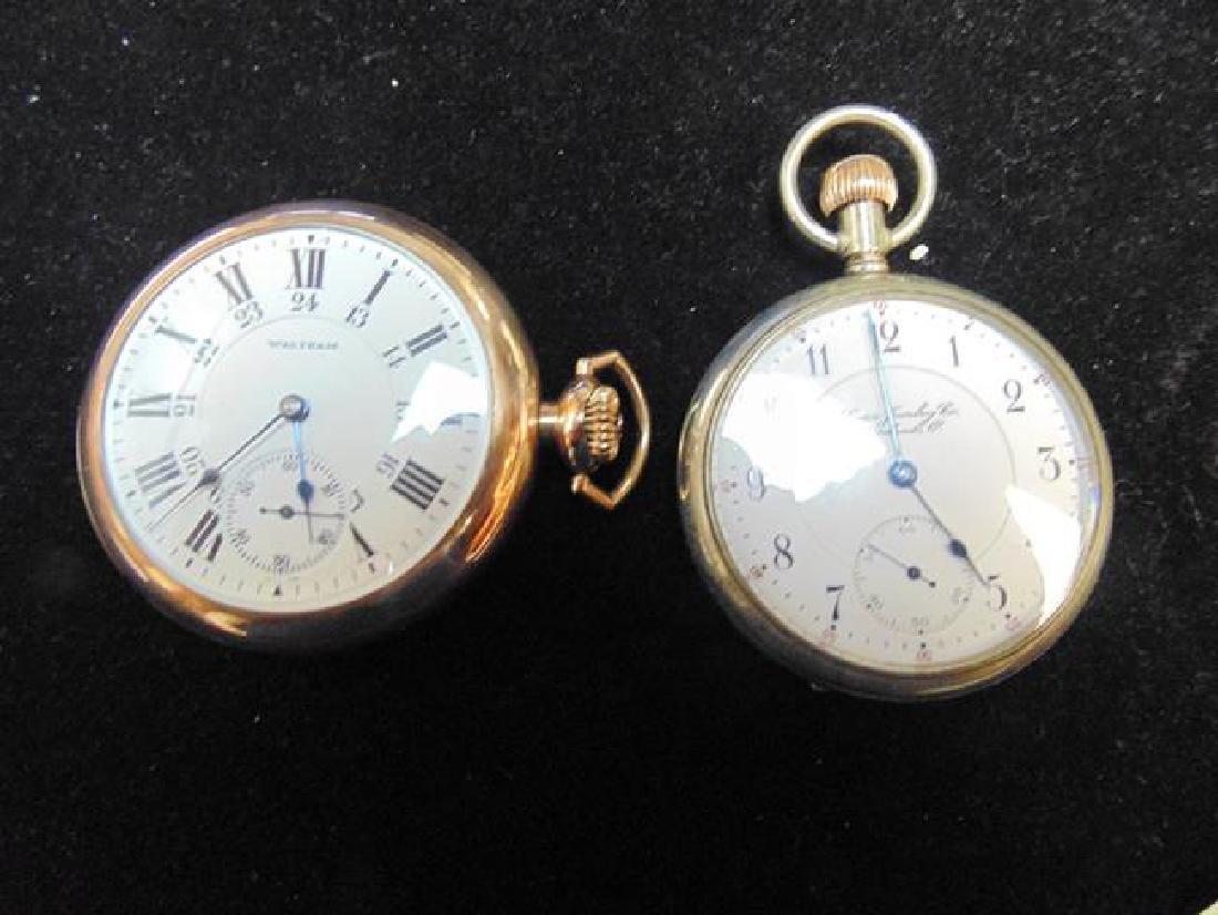 Waltham & Hamilton Pocket Watches