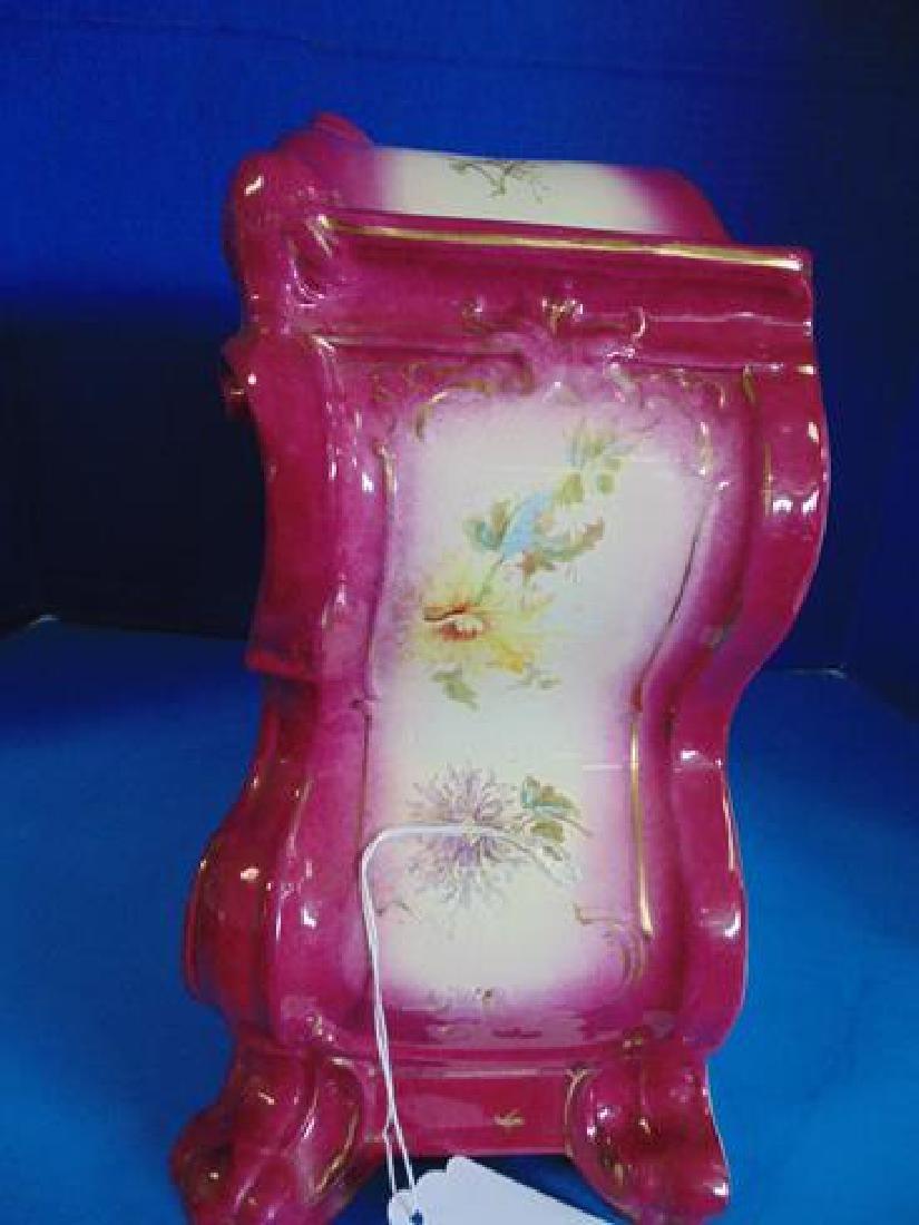 Ansonia Royal Bonn Porcelain Clock - 3