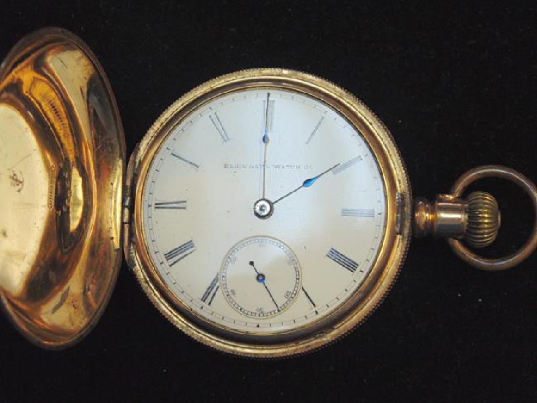 Elgin Watch Co. Pocket Watch