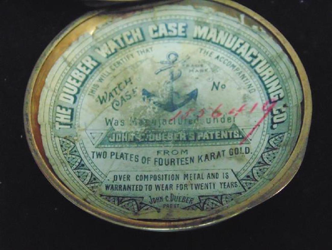 Elgin Watch Co. Pocket Watch - 2