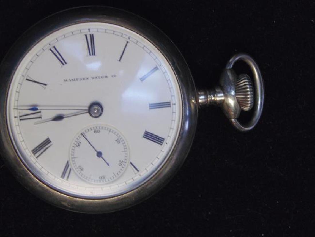 Hampden Watch Co. Pocket Watch - 2
