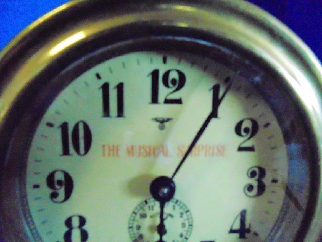 The Musical Surprise Alarm Clock - 2