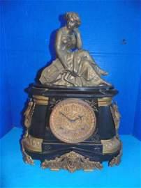 Ansonia Ornate Shelf Clock