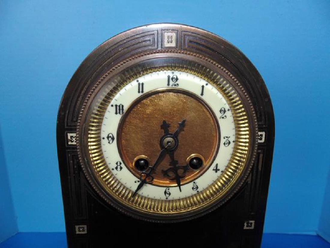 Brass Clock - 2