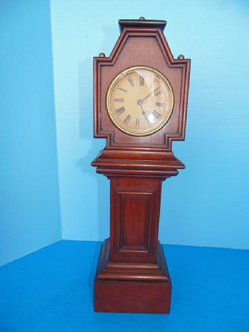 """18"""" Tall Wood Clock"""