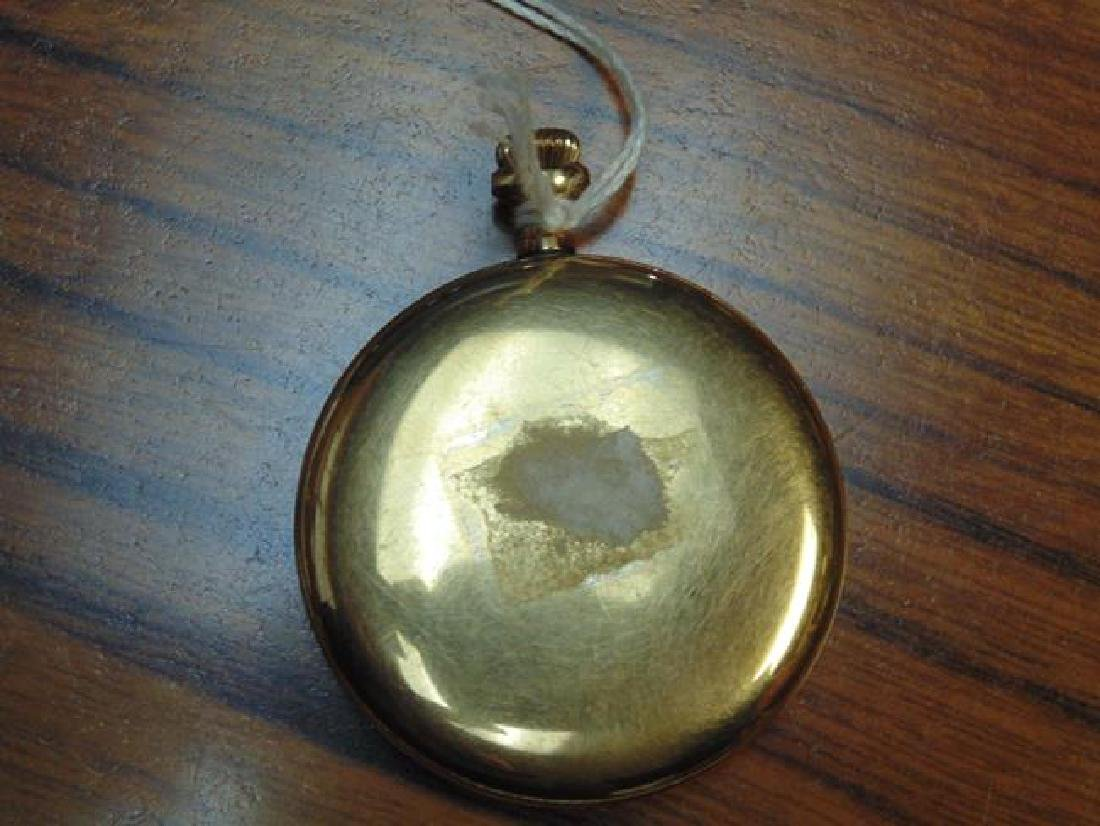 Illinois Gold Pocket Watch - 3