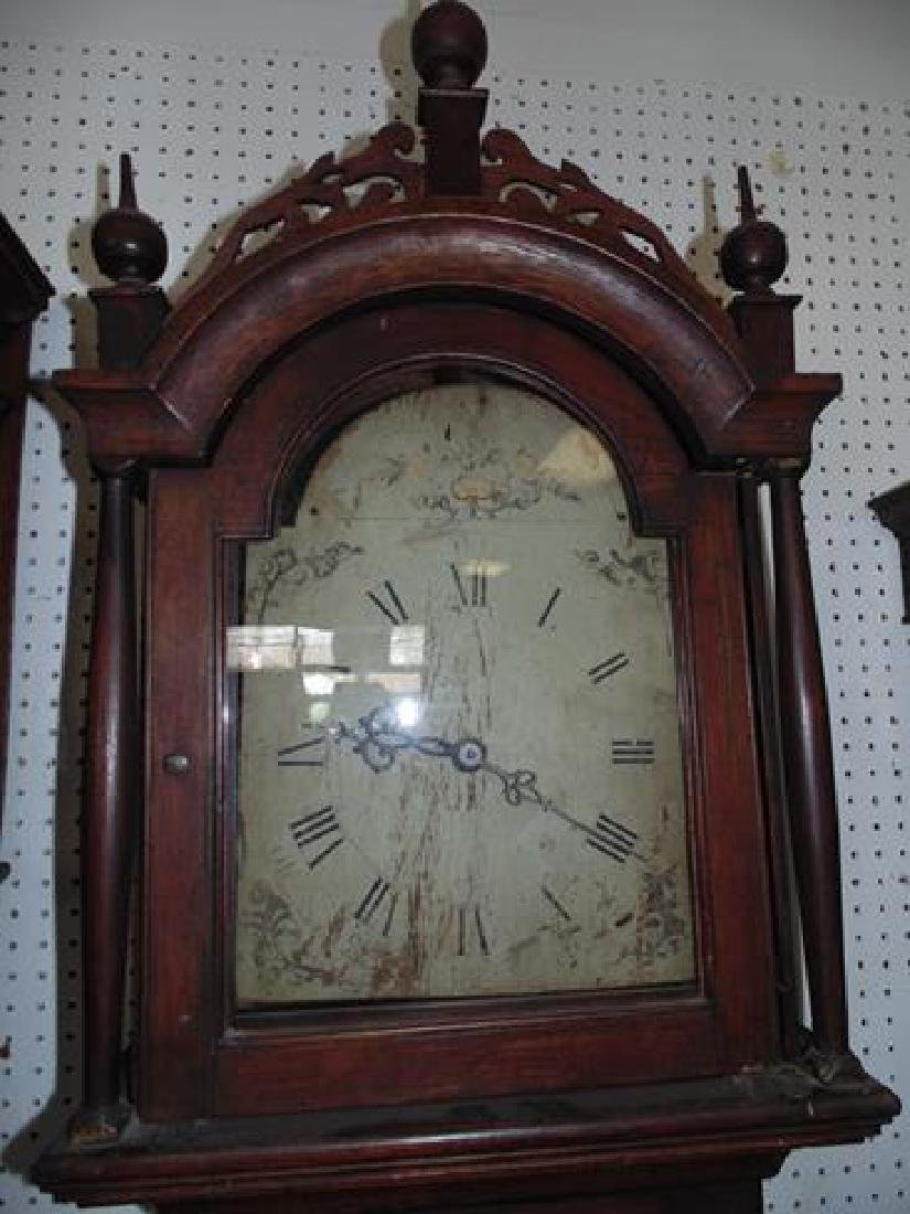 Early Grandfather Clock - 2