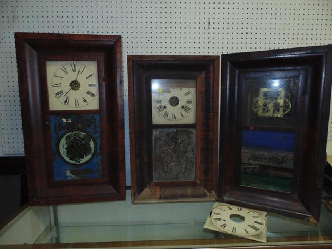 3 OG Clock Cases