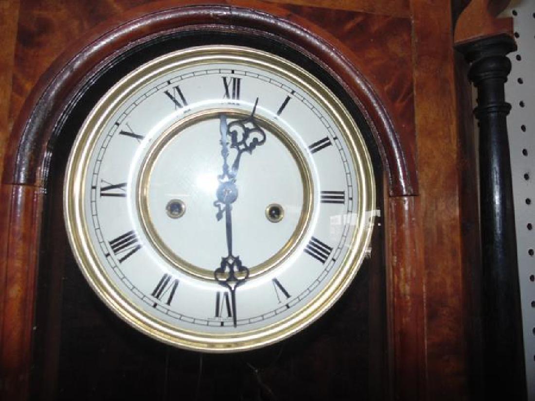 Vienna Regulator Wall Clock - 2