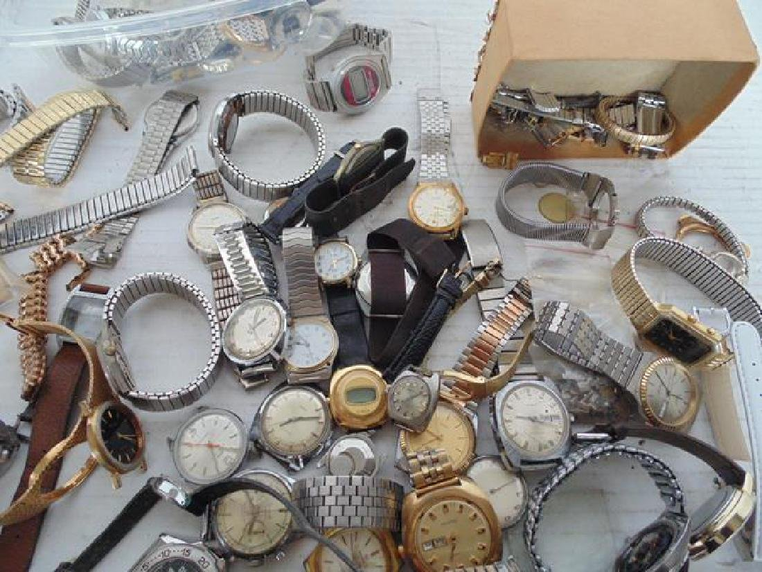 Group of Men's Wrist Watches - 2