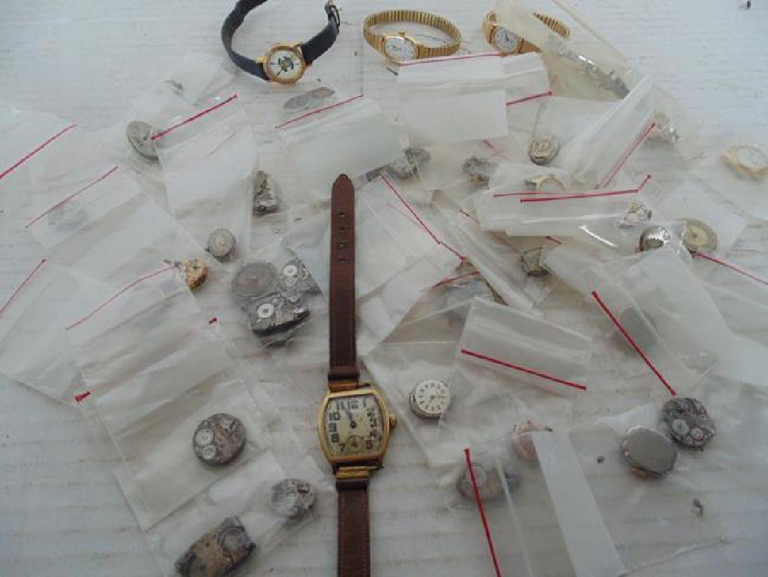 Ladies Wrist Watch Works - 2