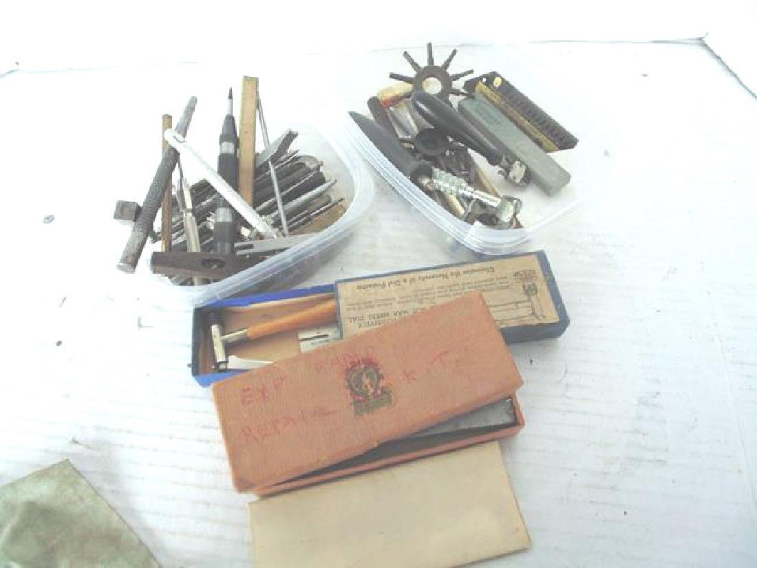 Clock Repair Tools