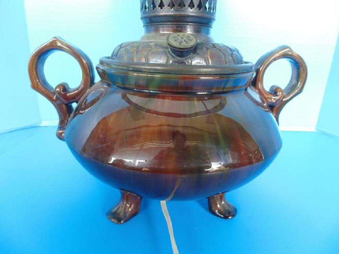 Art Pottery Lamp - 2
