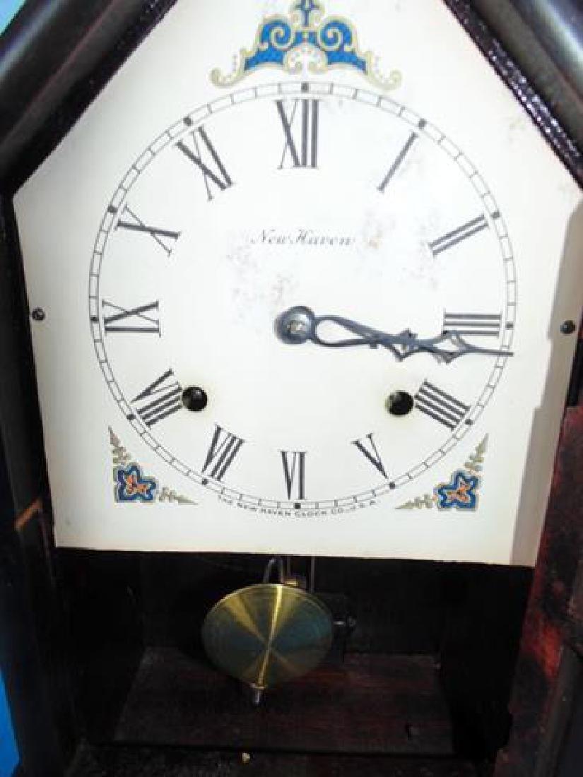 New Haven Steeple Clock - 2