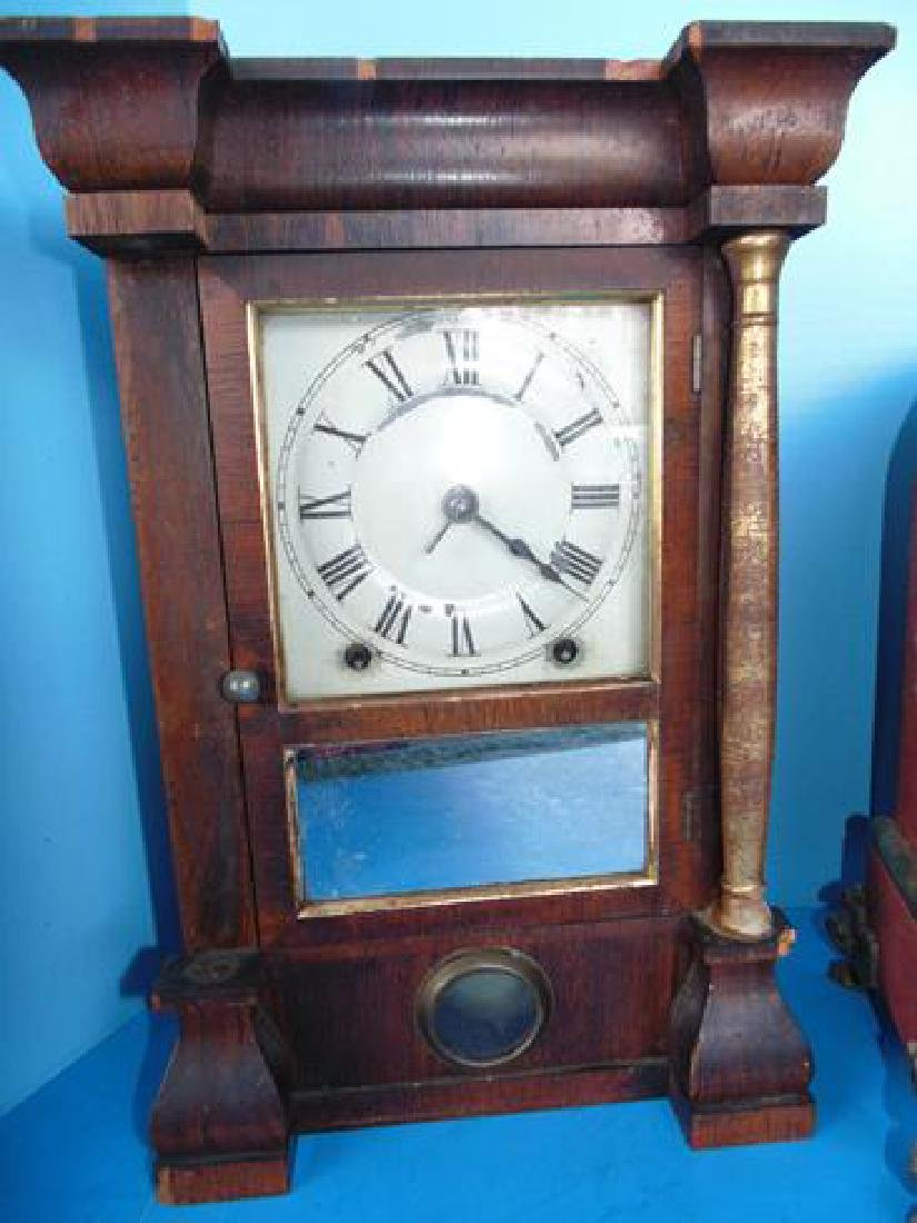 Ansonia & Seth Thomas Mantle Clocks - 3