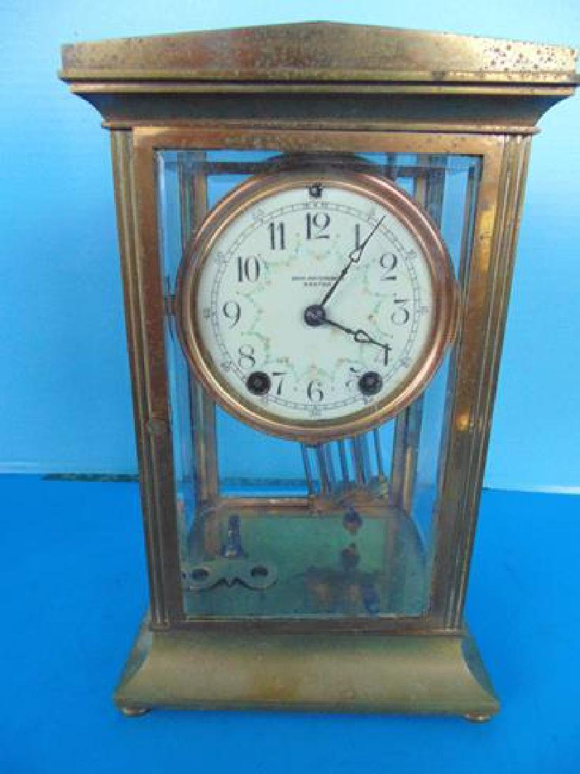 Crystal Regulator Clock